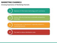 Marketing Channels PPT slide 29