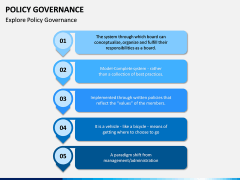 Policy Governance PPT Slide 12