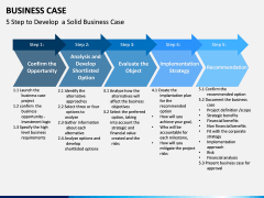 Business Case PPT slide 8