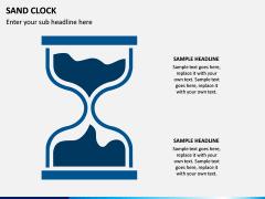 Sand Clock PPT Slide 6
