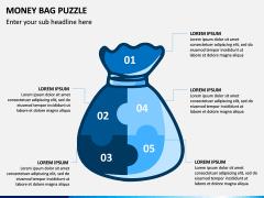 Money Bag Puzzle PPT Slide 1