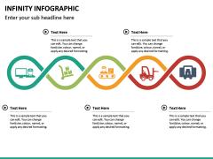 Infinity Infographics PPT Slide 18