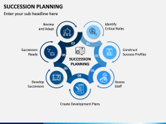Succession Planning PPT Slide 1