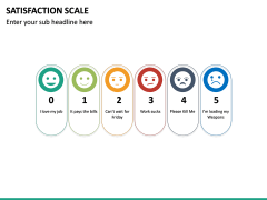 Satisfaction Scale PPT Slide 23