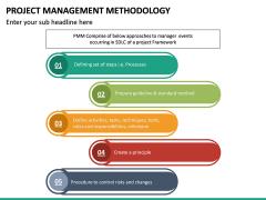 Project Management Methodology PPT Slide 13