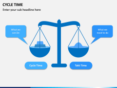 Cycle Time PPT Slide 2