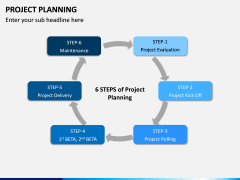 Project Planning PPT Slide 23