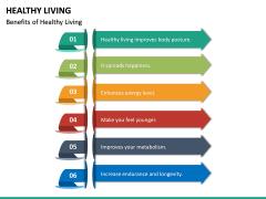Healthy Living PPT Slide 28