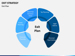 Exit Strategy PPT Slide 3