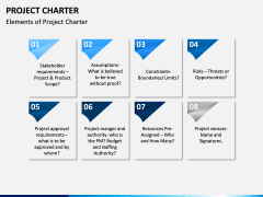Project Charter PPT slide 10