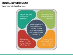Mental Development PPT Slide 20
