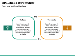 Challenge and Opportunity PPT Slide 17
