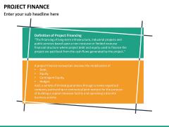 Project Finance PPT Slide 17
