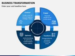 Business Transformation PPT Slide 13