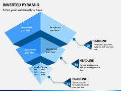 Inverted Pyramid PPT Slide 2