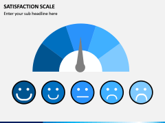 Satisfaction Scale PPT Slide 2