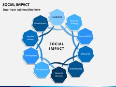 Social Impact PPT Slide 1
