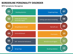Borderline Personality Disorder (BPD) PPT Slide 17