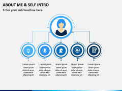 About Me / Self Intro PPT Slide 11