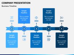 Company Presentation PPT Slide 3