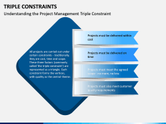 Triple Constraints PPT Slide 4