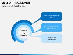 Voice of the Customer PPT Slide 4
