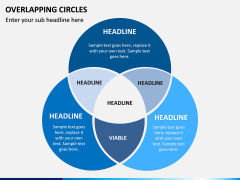 Overlapping Circles PPT Slide 6