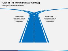 Fork in the Road PPT Slide 5