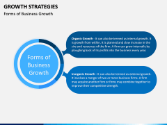 Growth Strategies PPT slide 20