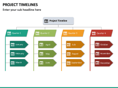 Project Timeline PPT Slide 9