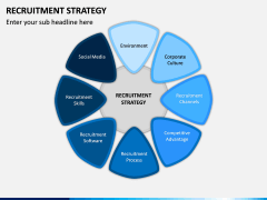 Recruitment Strategy PPT Slide 2