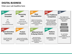 Digital Business PPT slide 35
