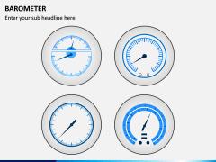 Barometer Icons PPT Slide 4