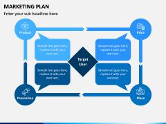 Marketing plan PPT slide 3