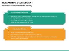 Incremental Development PPT Slide 17