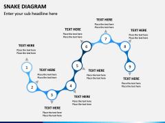 Snake Diagram PPT Slide 13