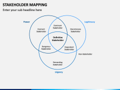 Stakeholder Mapping PPT Slide 24