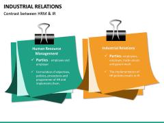 Industrial Relations PPT Slide 35