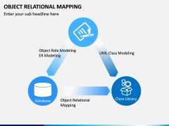 Object Relational Mapping PPT slide 2
