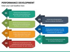 Performance Development PPT Slide 21