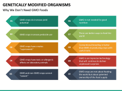 Genetically Modified Organisms (GMO) PPT Slide 20