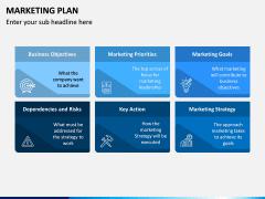 Marketing plan PPT slide 12