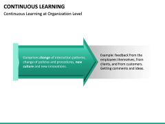 Continuous Learning PPT Slide 23