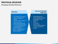 Individual Behavior PPT Slide 5