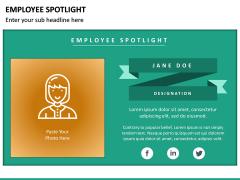 Employee Spotlight PPT Slide 26