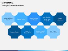 E-Banking PPT Slide 7