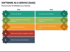 Software as a Service (SaaS) PPT Slide 29
