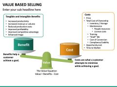 Value Based Selling PPT Slide 12
