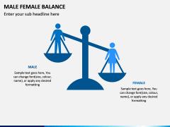 Male Female Balance PPT Slide 7