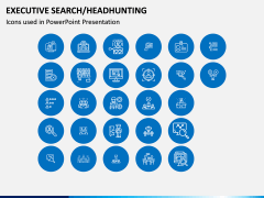 Executive Search (Headhunting) PPT Slide 17